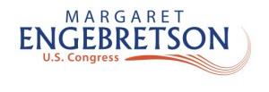 Margaret Engebretson is running for 7th CD seat!