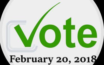 Supreme Court primary election 2/20/18.