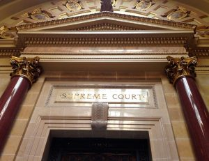 Primary election for state Supreme Court