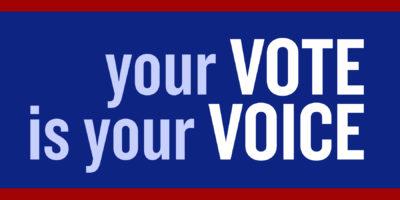 Vote April 3!