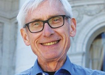 Tony Evers signs are in!