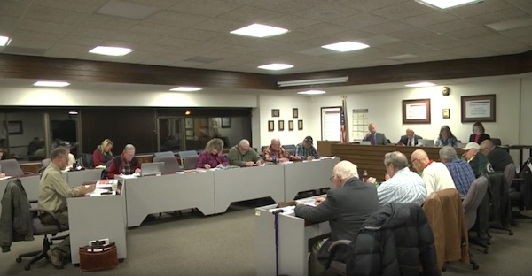 Polk County Board meetings are on YouTube!